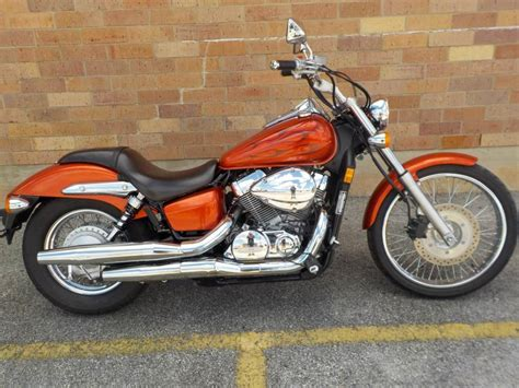 2012 Honda Shadow Spirit 750 Motorcycles For Sale