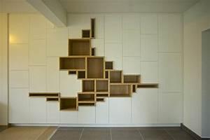 Metallic Farben Für Die Wand : 100 beispiele f r eine tolle wandgestaltung ~ Markanthonyermac.com Haus und Dekorationen