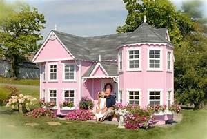 Maisonnette en bois enfant 60 jolies demeures pour les for 2 story dog house for sale
