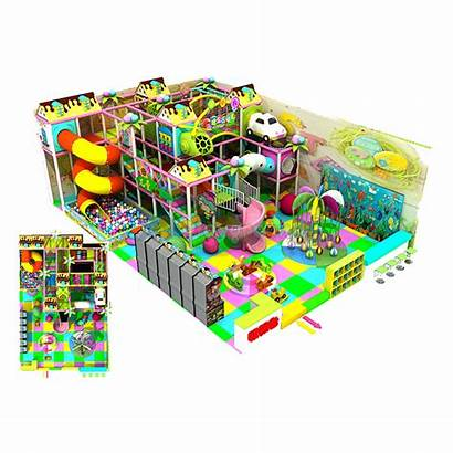 Playground Equipment Indoor Park Candy Themed Amusement