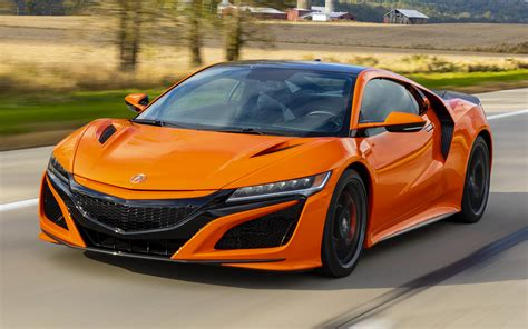 1995 Acura Nsx Wallpaper by 2019 Acura Nsx Wallpapers And Hd Images Car Pixel