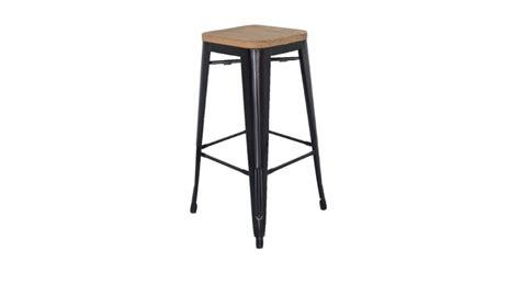 replica tolix wooden seat bar stool murray wells