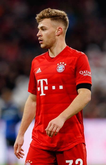 Joshua walter kimmich (born 8 february 1995) is a german kimmich played youth football for vfb stuttgart before joining rb leipzig in july 2013. Joshua Kimmich Net Worth, Salary & Market Value