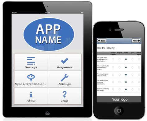 My Survey Mobile App by Mobile Offline Survey App For Data Collection