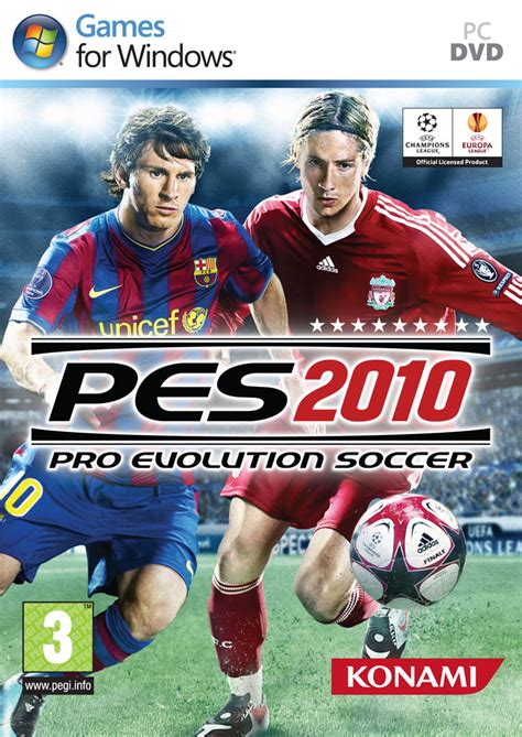 Despite this fact, there is a chance that pes's club data is not entirely up to date. Free Download PES 2010 Full Version | megamarks