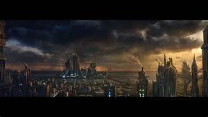 City Full HD Wallpaper and Background Image | 1920x1080 ...