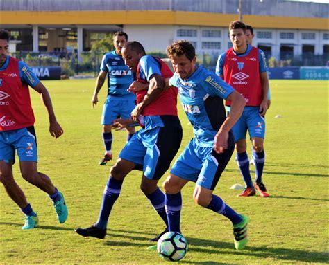 Avaí Futebol Clube » Avaí pronto para enfrentar o Bahia