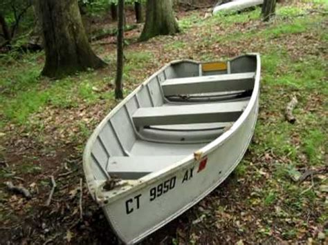 Cheap Boat Covers Nz by 12 Aluminum Row Boat Easy Boat Building Classic Boat