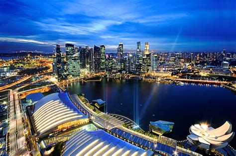 Marina Bay Sands Singapore Outstanding Luxury Hotel
