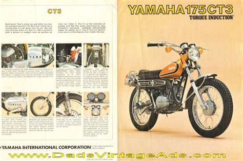 1973 Yamaha 175 Enduro, Runs, Low Miles, Title, Original