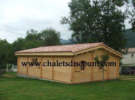 chalet en kit tarif vente de chalet en kit maison bois en kit