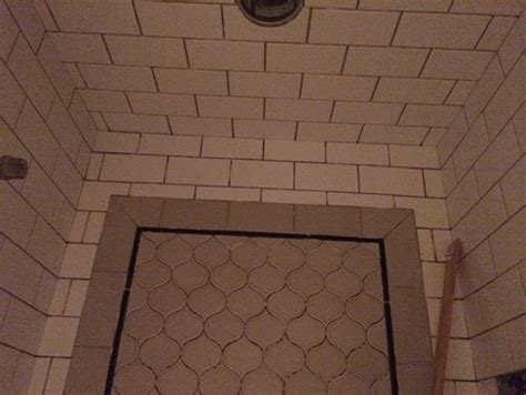 anxiety   grout   subway tile