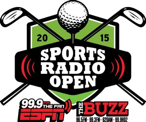 the fan sports radio fan buzz radio to host golf tournament to benefit food