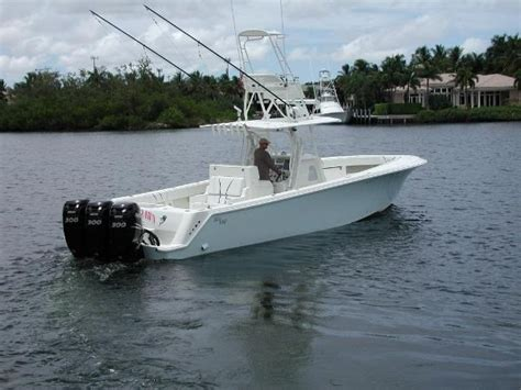 Used Sea Vee Boats For Sale In Florida by Sea Vee 39 Open Fisherman 2012 Used Boat For Sale In