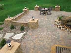 Image of: Hardscape Patio Design Idea Material The Right Materials For Hardscape Design