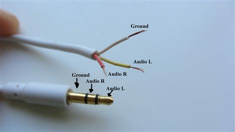 3 5mm Headphone Wiring Diagram by 3 5 Mm Wiring Diagram Wiring Schematic Diagram