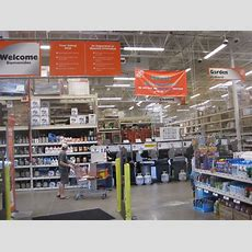 Home Depot  Interior  Yelp