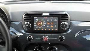 Fiat 500 Navi : autoradio navi gps fiat 500 navplus con funzionamento del ~ Kayakingforconservation.com Haus und Dekorationen