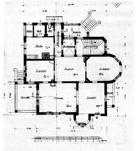grundriss villa modern file villa clausnitzer gerokstr 1 stuttgart architekten eisenlohr und weigle grundriss