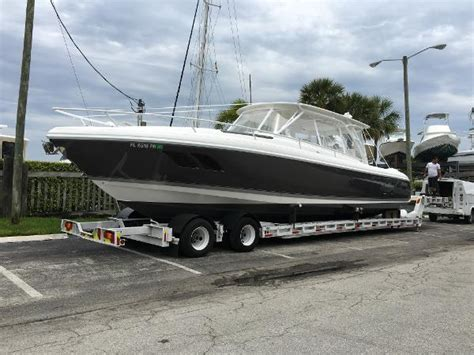 Intrepid Boats For Sale by Intrepid 400 Cuddy Boats For Sale In Largo Florida