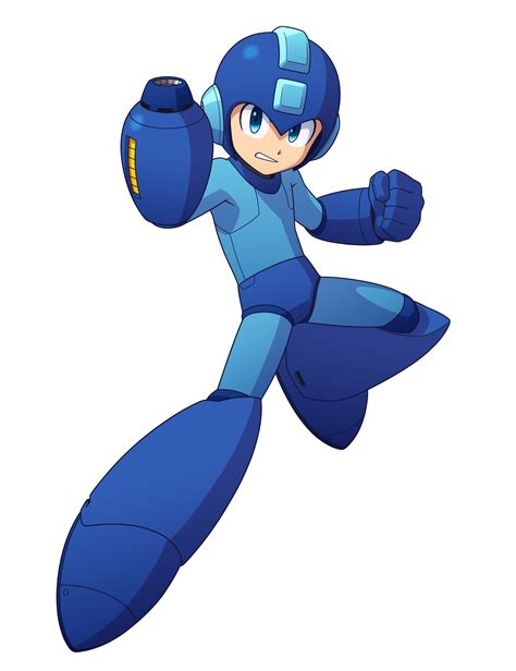 Mega Man Character Mmkb Fandom