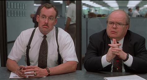 was office space filmed 10 c mcginley roles we ifc Where