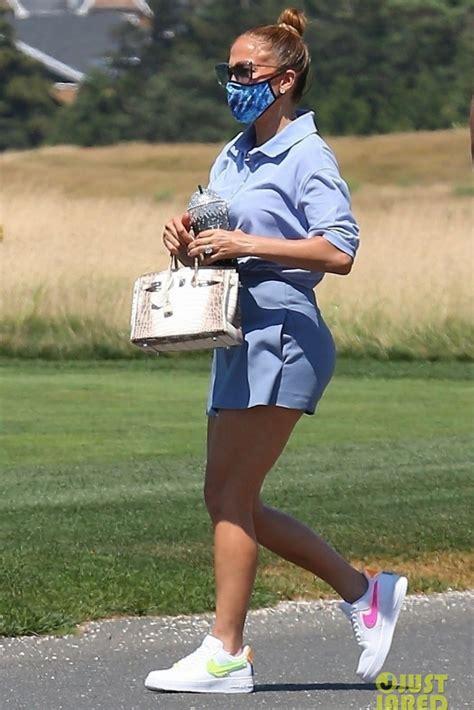Jennifer Lopez Golfing July 28, 2020 – Star Style