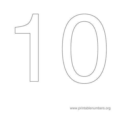 Hausnummer Schablonen Vorlagen by 25 Best Ideas About Number Stencils On Number