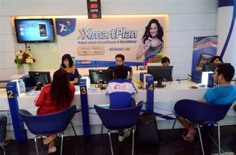 daftar alamat service center gerai xl   indonesia