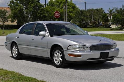 buy used 2000 buick park ave 73k 1 owner runs and