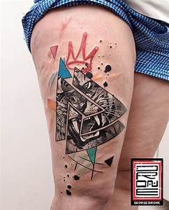 20 best Color tattoos images on Pinterest   Abstract ...