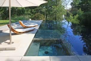gartengestaltung wasser concrete fibreglass pools destination living