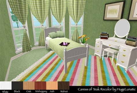 custom kitchen furniture mod the sims base maxis match bed recolors