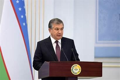 President Uzbekistan Uzbek Asia Central International Extremism