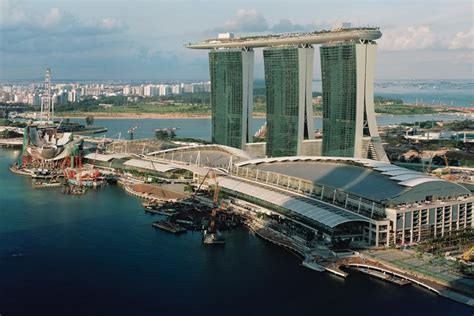 marina bay sands architect magazine