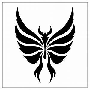 Tribal Butterfly Images - Cliparts.co