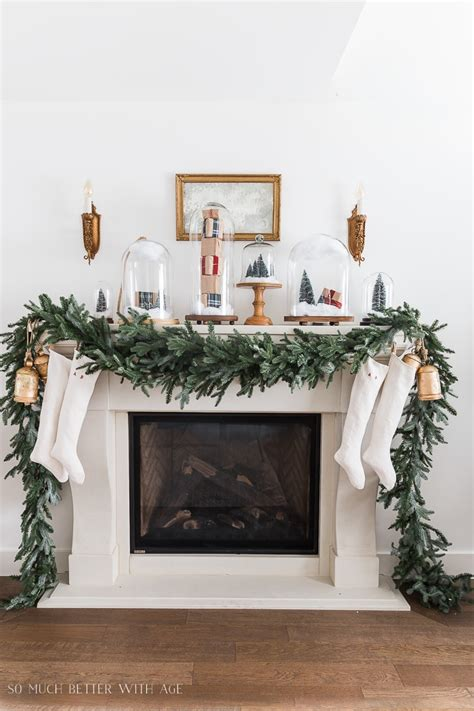 Decorating Ideas For Mantels by Home Style Saturdays Decor Galore On Sutton