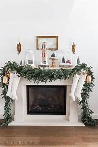 good looking mantel decoration ideas Home Style Saturdays: Christmas Decor Galore! | On Sutton Place