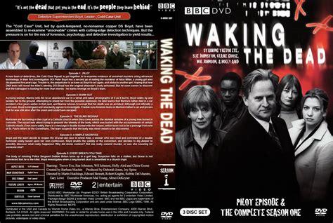 waking dead season tv s1 dvd covers