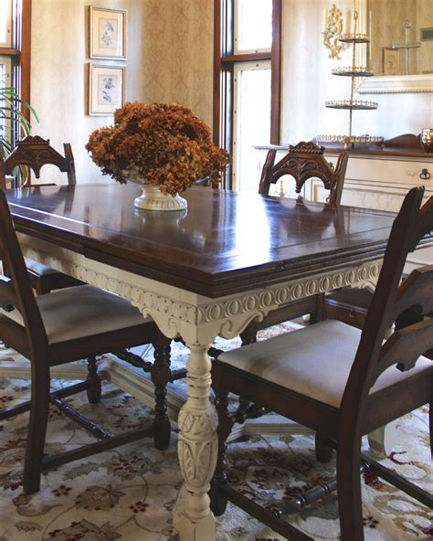 painted dining room furniture house  decor