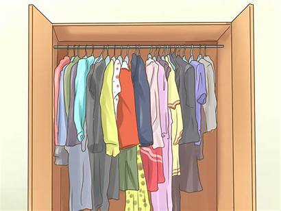 Clothes Thrift Clean Closet Laundry Steps Step