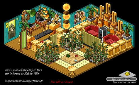 D Apparte by Appart Habbo Ville