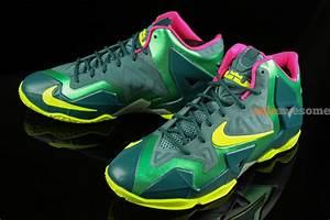 "Nike LeBron XI (11) GS ""T-Rex"" | SBD"