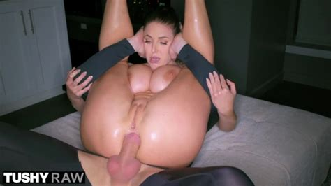 Tushyraw Angela White Can Never Get Enough Anal Sex