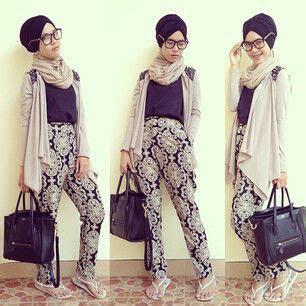 grosir hijab fashion batik pants twistcont atmiewhijab fb miew hijab  pinbab
