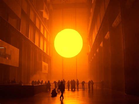 Olafur Eliasson Sun by Olafur Eliasson Minik Rosing Artists 4 Climate