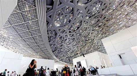 painting your louvre abu dhabi opens to gulfnews com