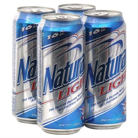 how many carbs in busch light how many carbs are in a can of natural light beer