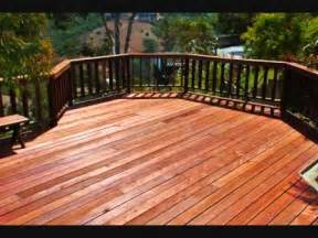 Sherwin Williams Superdeck Stain by Staining Your Deck With Superdeck Products