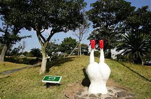 Scenes Of Theme Park 'Love Land' In Jeju - Zimbio